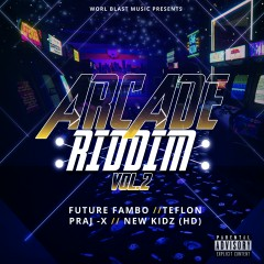 Arcade Riddim, Vol. 2 - Various Artists