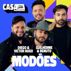 Casa Filtr - Modoẽs (Ao Vivo) - Diego & Victor Hugo, Guilherme & Benuto