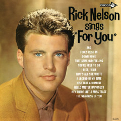 Rick Nelson Sings For You - Rick Nelson