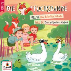017/Fall 33: Der bebrillte Schwan / Fall 34: Der giftgrüne Matsch (018) - Die Fuchsbande