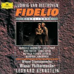 Beethoven: Fidelio (Highlights) - Wiener Philharmoniker, Leonard Bernstein