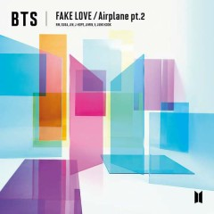 Fake Love / Airplane PT. 2 [Japanese] (Single) - BTS