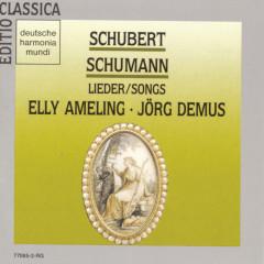 Schubert/Schumann Songs - Elly Ameling