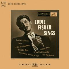 Eddie Fisher Sings - Eddie Fisher