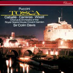 Puccini: Tosca - Sir Colin Davis, Montserrat Caballe, Jose Carreras, Ingvar Wixell, Samuel Ramey