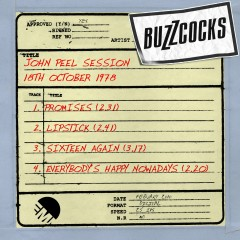 John Peel Session [18th October 1978] - Buzzcocks