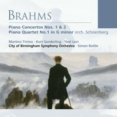 Brahms: Piano Concertos Nos. 1 & 2 - Piano Quartet No. 1 in G Minor - Various