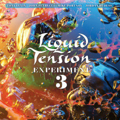 LTE3 (Deluxe Edition) - Liquid Tension Experiment
