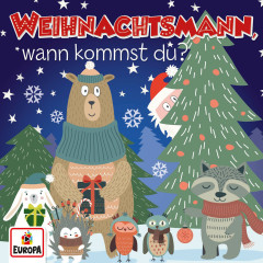 Weihnachtsmann, wann kommst du?