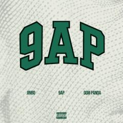 9AP (feat. JINBO & GGM Pandamontana) - Lil 9ap, GGM Pandamontana, Jinbo