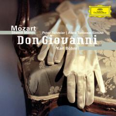 Mozart, W.A.: Don Giovanni - Sherrill Milnes, Anna Tomowa-Sintow, Peter Schreier, Edith Mathis, Wiener Philharmoniker