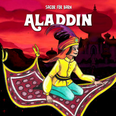 Aladdin - Staffan Götestam, Sagor för barn, Barnsagor