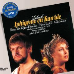 Gluck: Iphigénie en Tauride (2 CDs) - Diana Montague, John Aler, Sir Thomas Allen, René Massis, The Monteverdi Choir