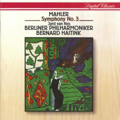 Mahler: Symphony No.3 - Jard van Nes, Ernst Senff Chamber Choir, Der Tölzer Knabenchor, Berliner Philharmoniker, Bernard Haitink