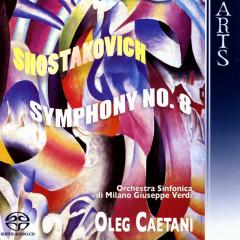 Shostakovich: Symphony No. 8, Op. 65 - Orchestra Sinfonica di Milano Giuseppe Verdi, Oleg Caetani