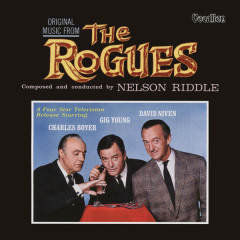 The Rogues (Original Television Soundtrack) - Nelson Riddle