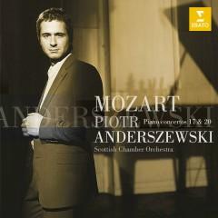 Mozart: Piano Concertos Nos. 17 & 20 - Piotr Anderszewski, Scottish Chamber Orchestra