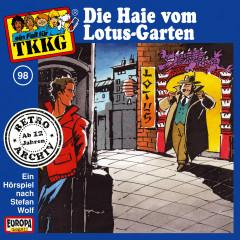 098/Die Haie vom Lotus-Garten - TKKG Retro-Archiv