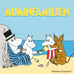 Muminfamiljen - Mumintrollen, My & Mats, Tove Jansson