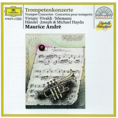 Viviani / Vivaldi / Telemann / Handel / Joseph & Michael Haydn: Trumpet Concertos - Hedwig Bilgram, Hilde Noe, Mauritz Sillem, English Chamber Orchestra, Münchener Bach-Orchester