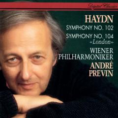 Haydn: Symphonies Nos. 102 & 104