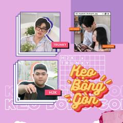 Kẹo Bông Gòn (Single) - H2K, TRUNKY