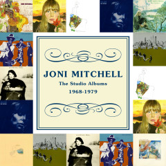 The Studio Albums 1968 - 1979 - Joni Mitchell