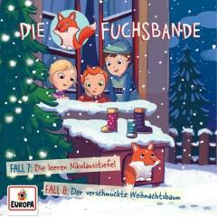 004/Fall 7: Die leeren Nikolausstiefel/Fall 8: Der verschmückte Weihnachtsbaum
