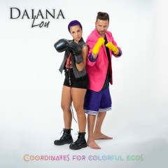 Coordinates for colorful egos - Daiana Lou