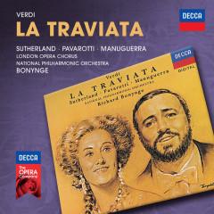 Verdi: La Traviata - Dame Joan Sutherland, Luciano Pavarotti, Matteo Manuguerra, The London Opera Chorus, The National Philharmonic Orchestra