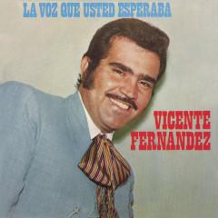 La Voz Que Usted Esperaba - Vicente Fernández