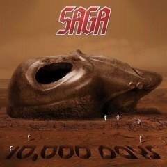 10,000 Days - Saga