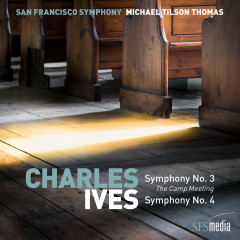 Ives: Symphony No. 4: I. Prelude (Maestoso) - San Francisco Symphony, Michael Tilson Thomas