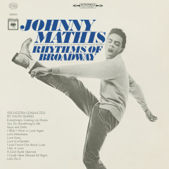 The Rhythms of Broadway - Johnny Mathis
