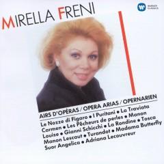 Mirella Freni - Opera Arias - Mirella Freni
