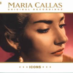 Icons - Maria Callas
