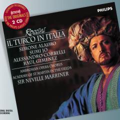 Rossini: Il Turco in Italia - Sumi Jo, Simone Alaimo, Academy of St. Martin in the Fields, Sir Neville Marriner