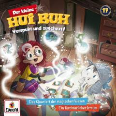 017/Das Quartett der magischen Wesen / Ein fürchterlicher Irrtum - Der kleine Hui Buh