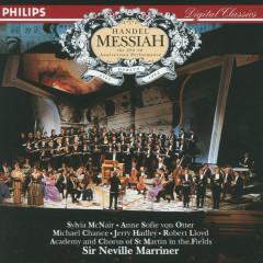 Handel: Messiah - Sylvia McNair, Anne Sofie von Otter, Michael Chance, Jerry Hadley, Robert Lloyd