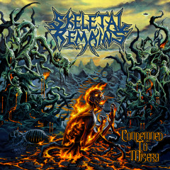 Condemned To Misery (Remastered 2020) - Skeletal Remains