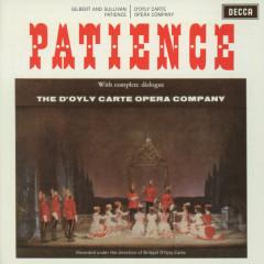 Gilbert & Sullivan: Patience - The D'Oyly Carte Opera Company, The New Symphony Orchestra Of London, Isidore Godfrey