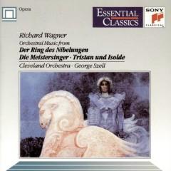 Wagner: Orchestral Music from Der Ring des Nibelungen, WWV 86, Die Meistersinger von Nürnberg, WWV 96 & Tristan und Isolde, WWV 90 - George Szell