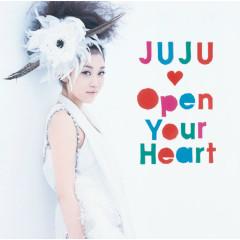 Open Your Heart -Sugaono Mamade - JUJU