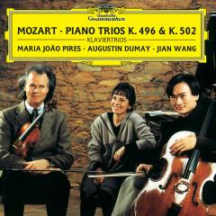 Mozart: Pianotrio in B Flat Major K.502; Pianotrio In G major, K. 496; Divertimento In B Flat Major, K. 254 - Maria João Pires, Jian Wang, Augustin Dumay