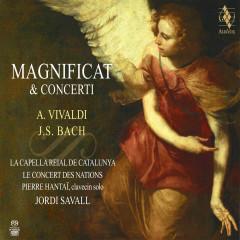 Bach - Vivaldi: Magnificat & Concerti - Jordi Savall