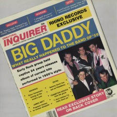 What Really Happened To The Band Of '59 - BigDaddy