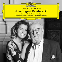 Hommage à Penderecki - Anne-Sophie Mutter, Roman Patkoló, Lambert Orkis, London Symphony Orchestra, Krzysztof Penderecki