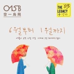 The Legacy 03 (Single) - 015B, YangPa