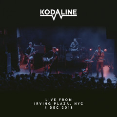 Live from Irving Plaza, NYC, 4 Dec 2018 - Kodaline