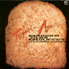 Together Again! Live At The Montreux Jazz Festival '82 - The Modern Jazz Quartet